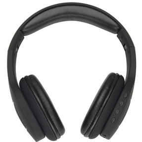Intempo EE1178SBLKSTK Melody Folding Bluetooth Headphones, Black Thumbnail 5
