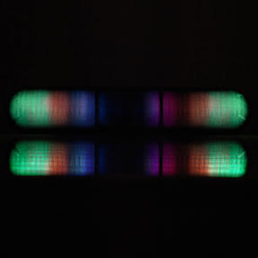Intempo EE1771 Bluetooth Capsule Pill Speaker with LED Lights, Black Thumbnail 7