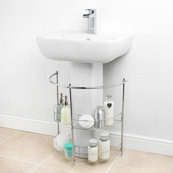 Beldray Under Sink Storage Shelf Unit Beldray