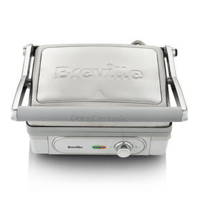 Breville VHG026 180-Degree Stainless Steel DuraCeramic Grill Thumbnail 1