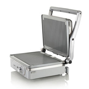 Breville VHG026 180-Degree Stainless Steel DuraCeramic Grill Thumbnail 2