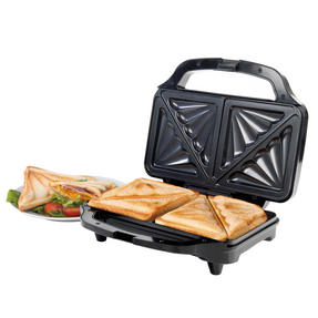 Salter Electric XL Deep Fill Sandwich Toaster Press, Two Portion, 900 W Thumbnail 3