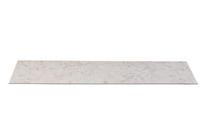 Beldray EH1396BQ Reversible Laminate Fireplace Hearth Insert in Slate and Alabaster