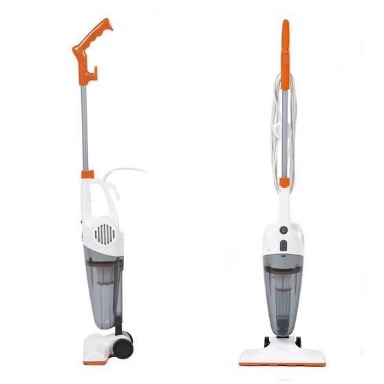 Beldray Multifunctional 2 in 1 Corded Stick Handheld Vacuum Cleaner, 600W, Orange/White Thumbnail 8