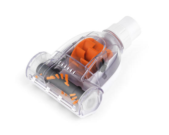 Beldray Multifunctional 2 in 1 Corded Stick Handheld Vacuum Cleaner, 600W, Orange/White Thumbnail 4