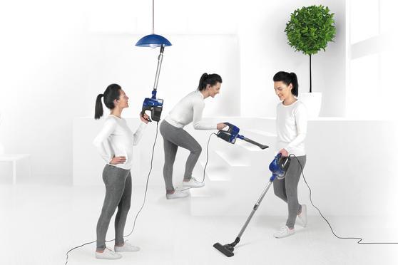 Beldray 2 in 1 Handheld Vacuum Cleaner with Telescopic Handle, 600W Thumbnail 5