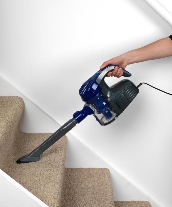 Beldray 2 in 1 Handheld Vacuum Cleaner with Telescopic Handle, 600W Thumbnail 6