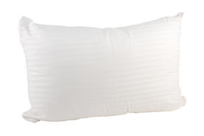 Dreamtime MF08515ARGMIL Secret Support Pillow with Memory Foam Insert, White