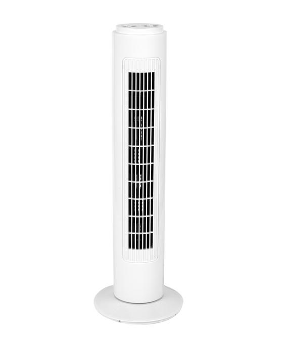 Beldray 29-Inch Tower Fan, White Thumbnail 1