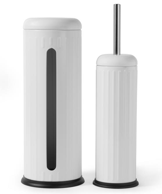 Beldray Toilet Roll Storage and Brush Set