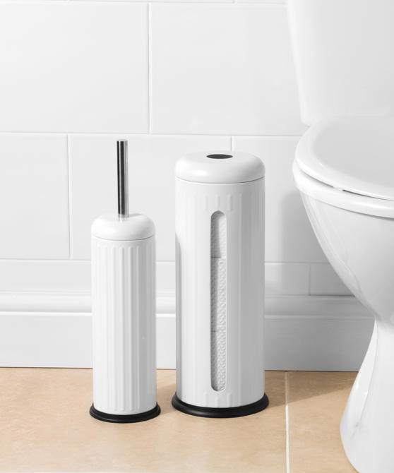 Beldray Toilet Roll Storage and Brush Set Thumbnail 2