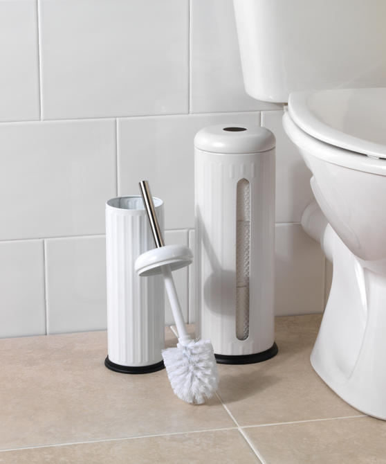 Beldray Toilet Roll Storage and Brush Set Thumbnail 5