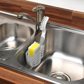 Beldray LA052056 Wall Suction Kitchen Basket Thumbnail 4