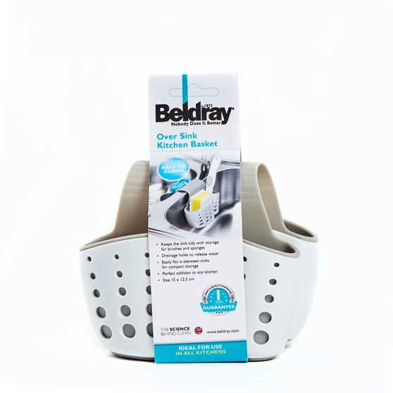 Beldray Over Sink Kitchen Basket Thumbnail 4