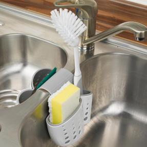 Beldray LA052056 Over Sink Kitchen Basket Thumbnail 3