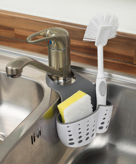 Beldray Tap attachable Kitchen Basket Thumbnail 3