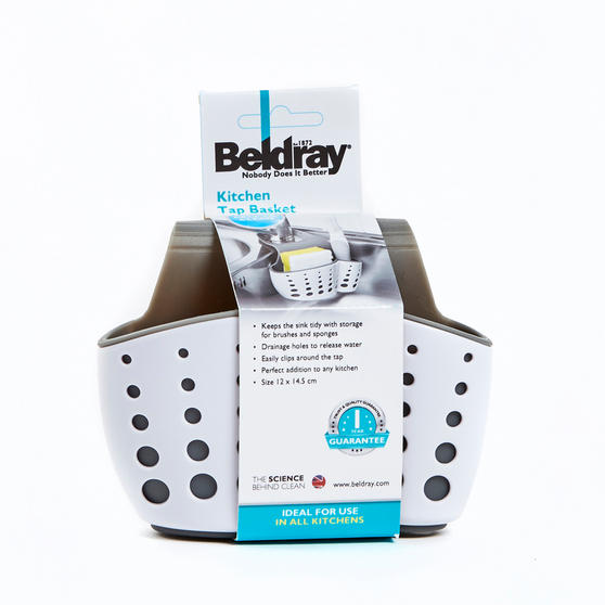 Beldray Tap attachable Kitchen Basket Thumbnail 4
