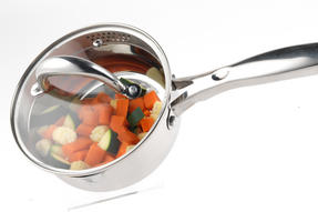 Russell Hobbs RH00158 Optimum Collection Stainless Steel Saucepan, 16 cm Thumbnail 3
