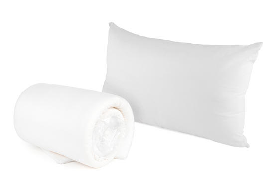 Dreamtime MFDT14172ARGMIL Classic Comfort Memory Foam Bed Topper and Pillow Set, Single