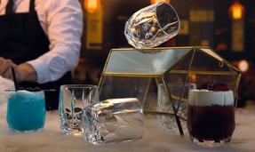 RCR 26526020006 Crystal Glassware Alkemist Tumbler Glasses, Set of 6 Thumbnail 3