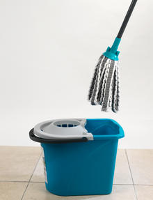 Beldray LA049179 Microfibre Mop with Telescopic Handle and Extra Head Thumbnail 2
