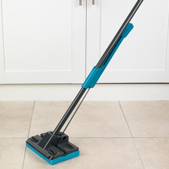 Beldray Sponge Mop with Long Handle and Extra Sponge Head Thumbnail 4