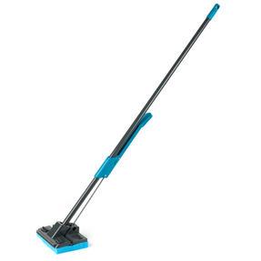 Beldray LA050915 Sponge Mop with Long Handle and Extra Sponge Head, Black/Blue Thumbnail 8