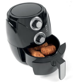 Salter Compact Healthy Air Fryer with 30 Minute Timer, 2 Litre, 1200 W Thumbnail 3