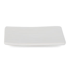 Beldray LA045614 Dolomite  Ceramic Bathroom Soap Dish, White Thumbnail 4