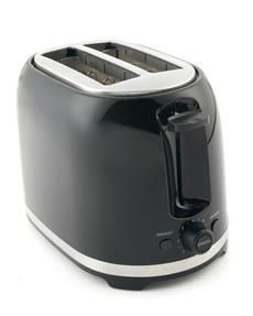 Salter EK2937 Deco Collection 2 Slice Toaster, Black / Stainless Steel, 850 W Thumbnail 5