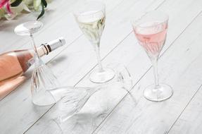 RCR 25279020006 Crystal Glassware Fluente Wine Glasses, Set of 6 Thumbnail 3