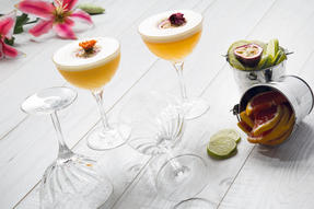 RCR 25284020006 Crystal Glassware Fluente Champagne Cocktail Glasses, Set of 6 Thumbnail 2