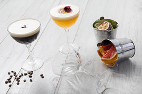RCR 25284020006 Crystal Glassware Fluente Champagne Cocktail Glasses, Set of 6 Thumbnail 3