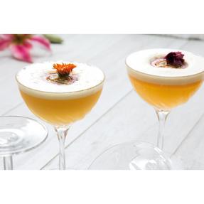 RCR 25284020006 Crystal Glassware Fluente Champagne Cocktail Glasses, Set of 6 Thumbnail 6