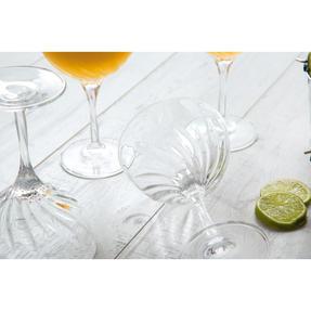RCR 25284020006 Crystal Glassware Fluente Champagne Cocktail Glasses, Set of 6 Thumbnail 7
