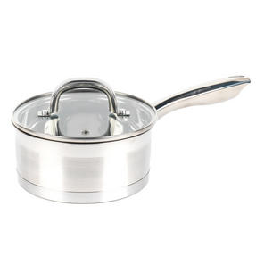 Salter Timeless Collection Stainless Steel Saucepan, 16 cm Thumbnail 7