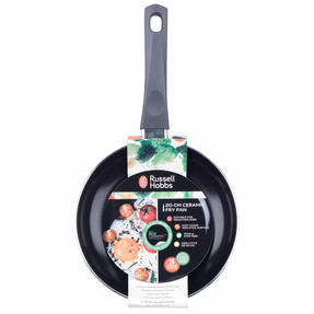 Russell Hobbs RH00077G Ceramic Non-Stick Frying Pan, Grey, 20 cm Thumbnail 12