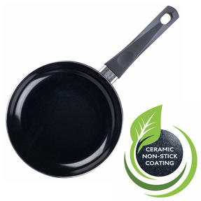 Russell Hobbs RH00078G Ceramic Non-Stick Frying Pan, Grey, 24 cm Thumbnail 2