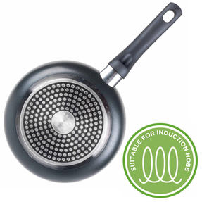Russell Hobbs RH00078G Ceramic Non-Stick Frying Pan, Grey, 24 cm Thumbnail 4