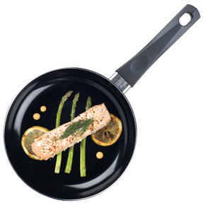 Russell Hobbs RH00078G Ceramic Non-Stick Frying Pan, Grey, 24 cm Thumbnail 3