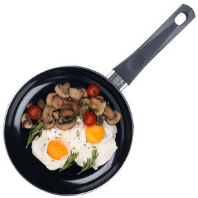 Russell Hobbs RH00078G Ceramic Non-Stick Frying Pan, Grey, 24 cm Thumbnail 5