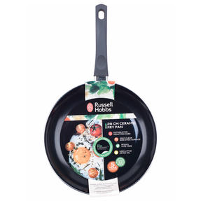 Russell Hobbs RH00079G Ceramic Non-Stick Frying Pan, Grey, 28 cm Thumbnail 12