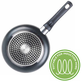 Russell Hobbs RH00079G Ceramic Non-Stick Frying Pan, Grey, 28 cm Thumbnail 4