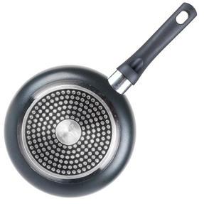 Russell Hobbs RH00092G 3 Piece Non-Stick Frying Pan Set, 20/24/28 cm, Grey Thumbnail 4