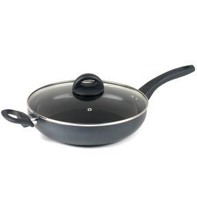 Russell Hobbs RH00091G Ceramic Saute Pan, 28 cm, Grey Thumbnail 1
