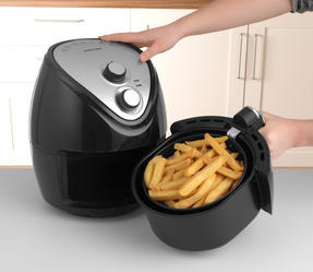 Salter Healthy Cooking Air Fryer, 3.2 Litre, 1300 W Thumbnail 2