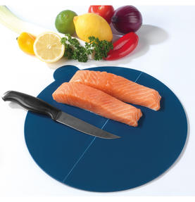 Salter Foldable Colour Coordinated Chopping Boards, Set of 3 Thumbnail 4