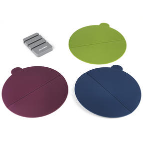 Salter Foldable Colour Coordinated Chopping Boards, Set of 3 Thumbnail 7
