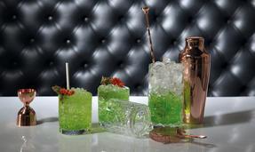 RCR 26525020006 Crystal Glassware Tattoo Cocktail Mixing Jug, 65 CL Thumbnail 2
