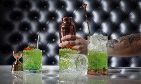 RCR 26525020006 Crystal Glassware Tattoo Cocktail Mixing Jug, 65 CL Thumbnail 4